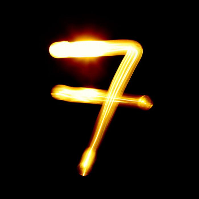 Reflexiones sobre el número 7