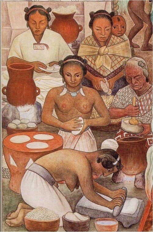 La Mesa Imperial de Moctezuma (parte 2)