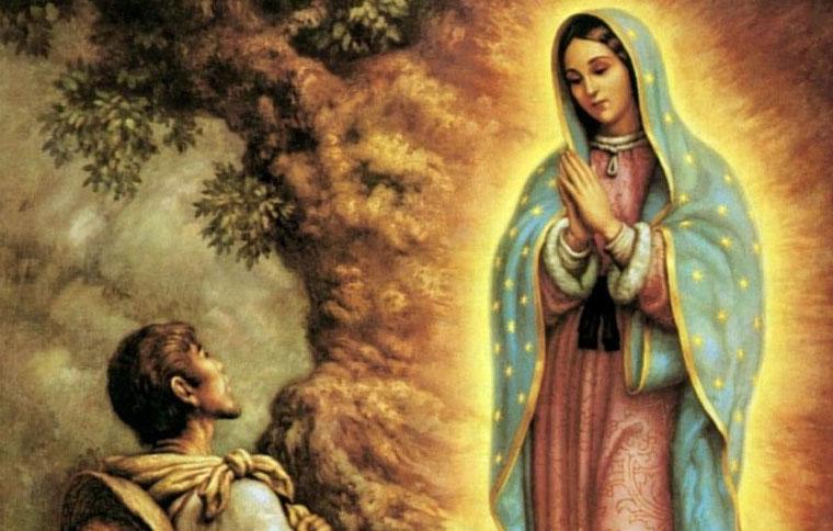 Virgen de Guadalupe: Tres en una (parte dos)