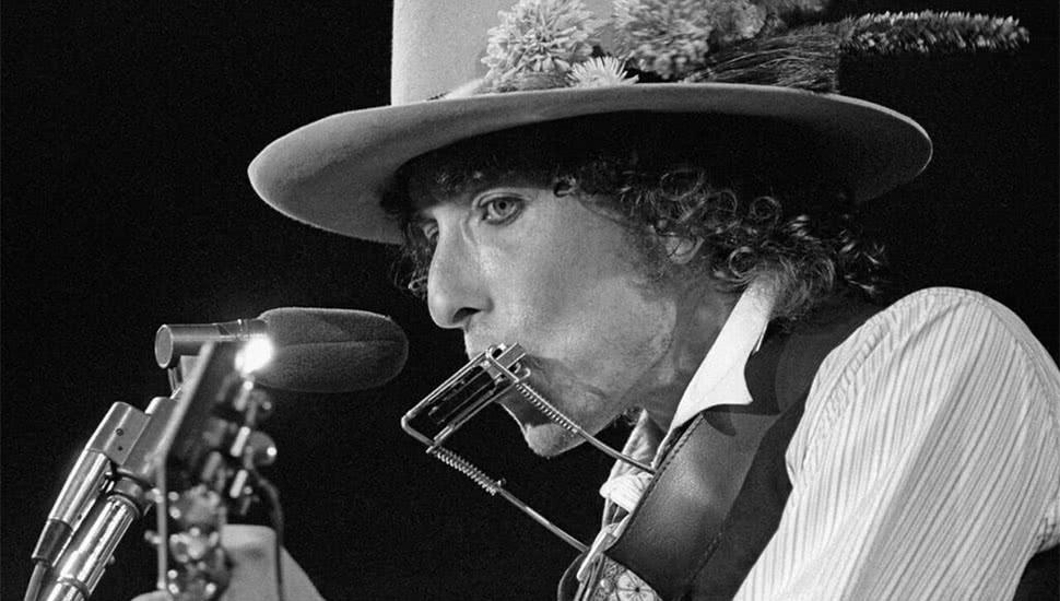 Bob Dylan, el mito viviente
