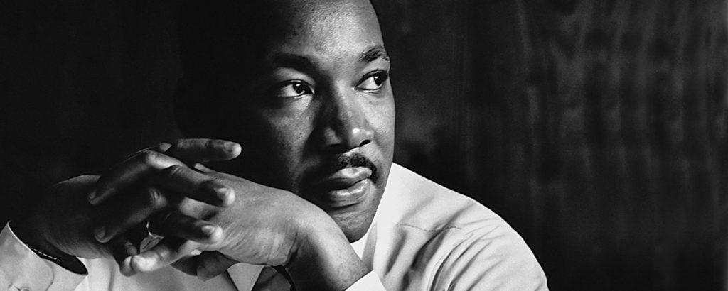 Martin Luther King «Tengo un sueño»