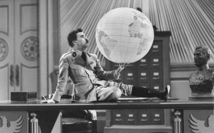 El discurso de Chaplin