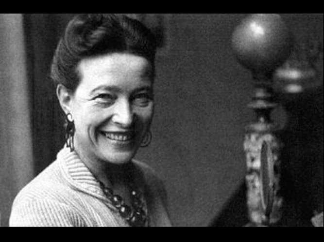Simone de Beauvoir: voz de una generación