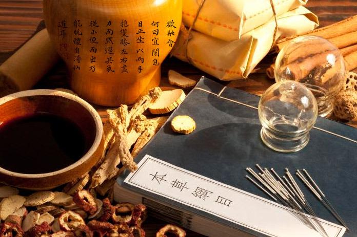 Elementos de la medicina tradicional china