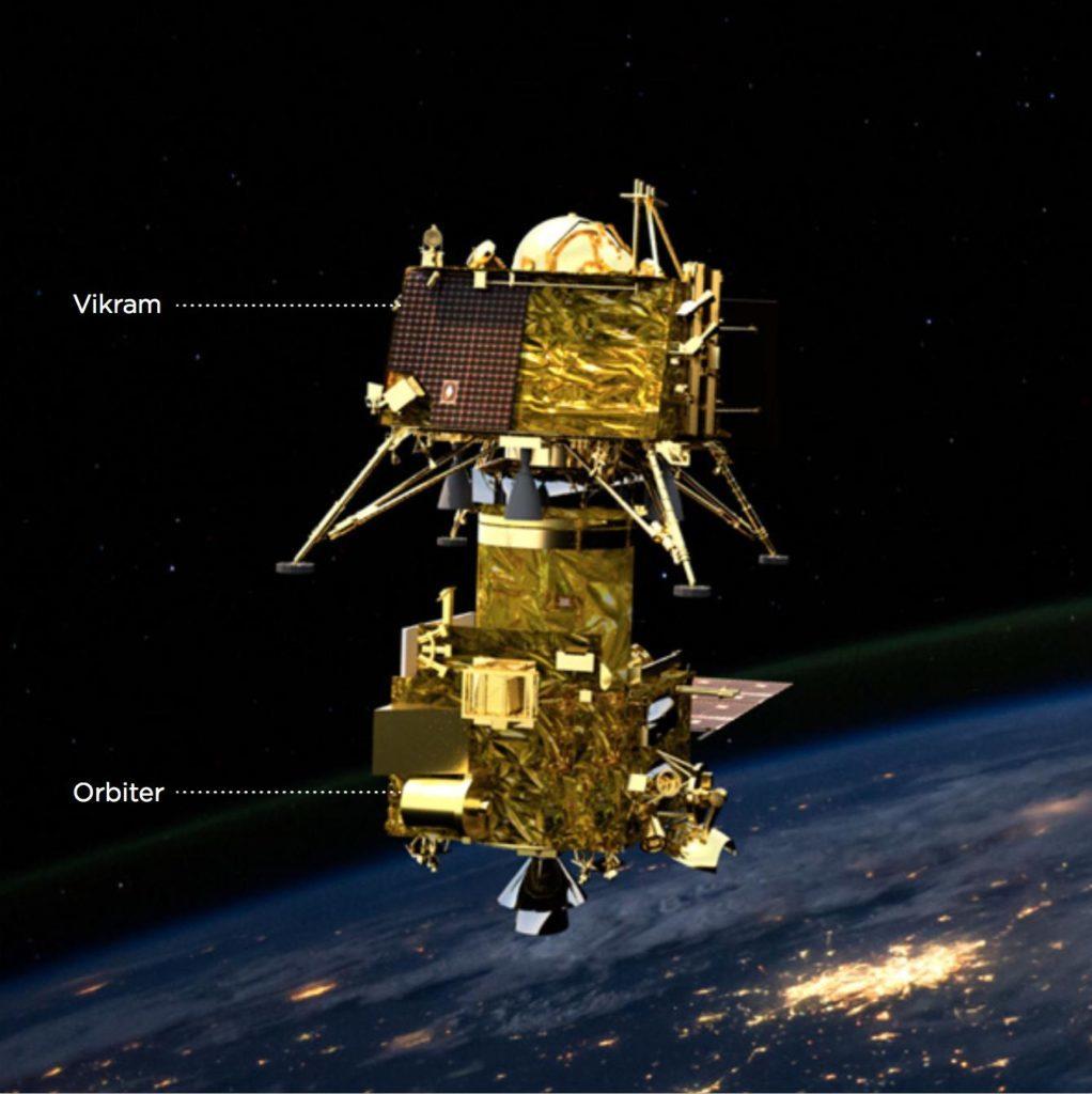 India: Chandrayaan 2 se estrella en la Luna