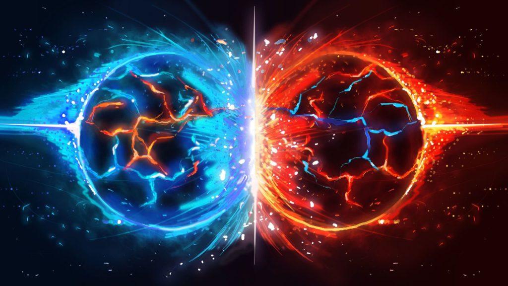 La antimateria de Dirac