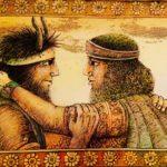 Gilgamesh y Enkidu: parte 1