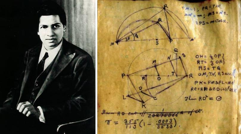 Ramanujan, el genio de India