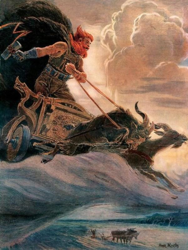 La religión de los vikingos, Ásatrú