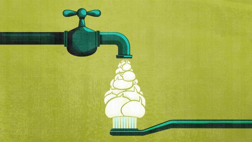 El error del agua fluorada