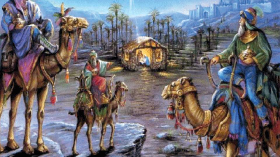 Santa Claus contra los Reyes Magos