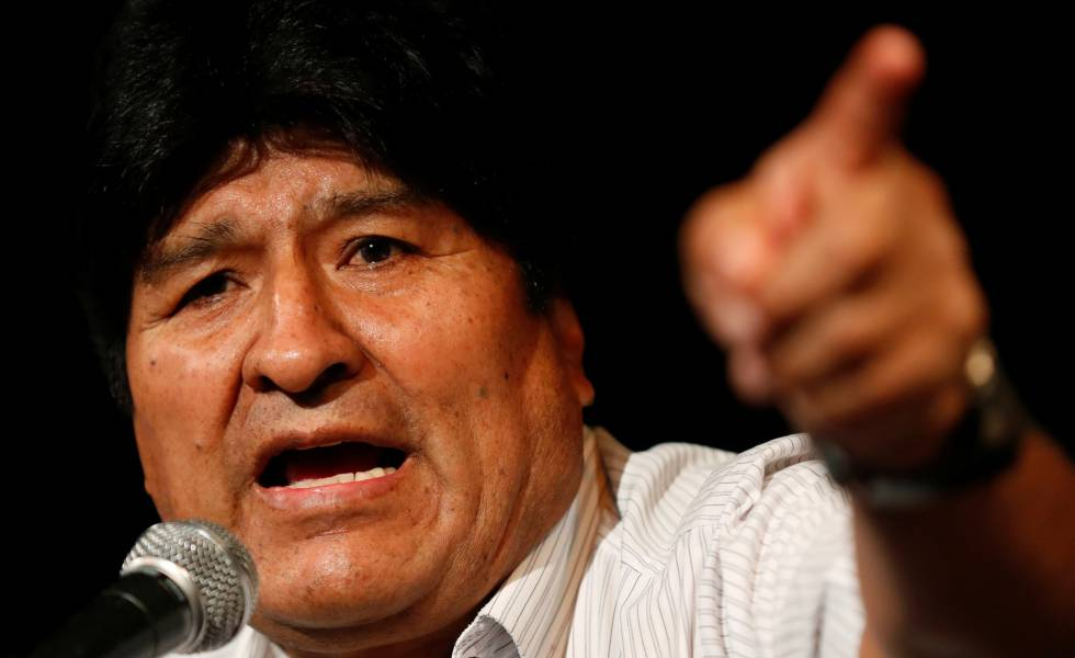 Derrocamiento boliviano: Evo Morales, parte 1
