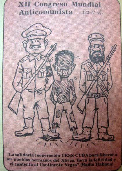 El derrocamiento boliviano: anticomunismo, parte 2