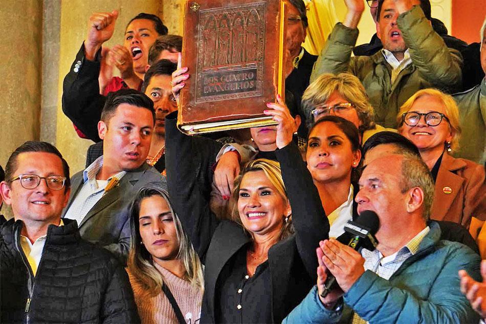 El derrocamiento boliviano: fundamentalismo, parte 4