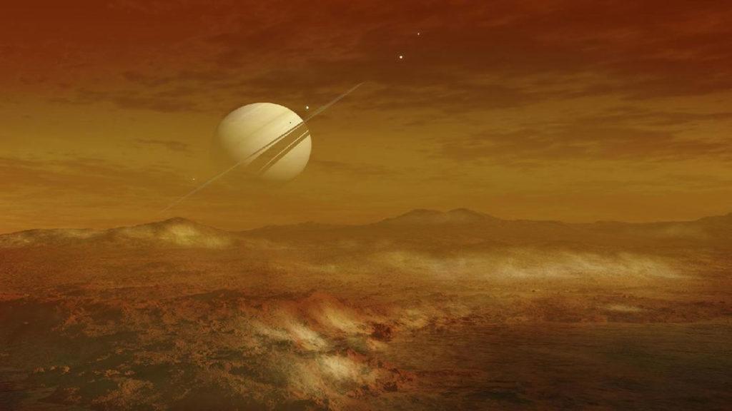 La vida, química y los extraterrestres