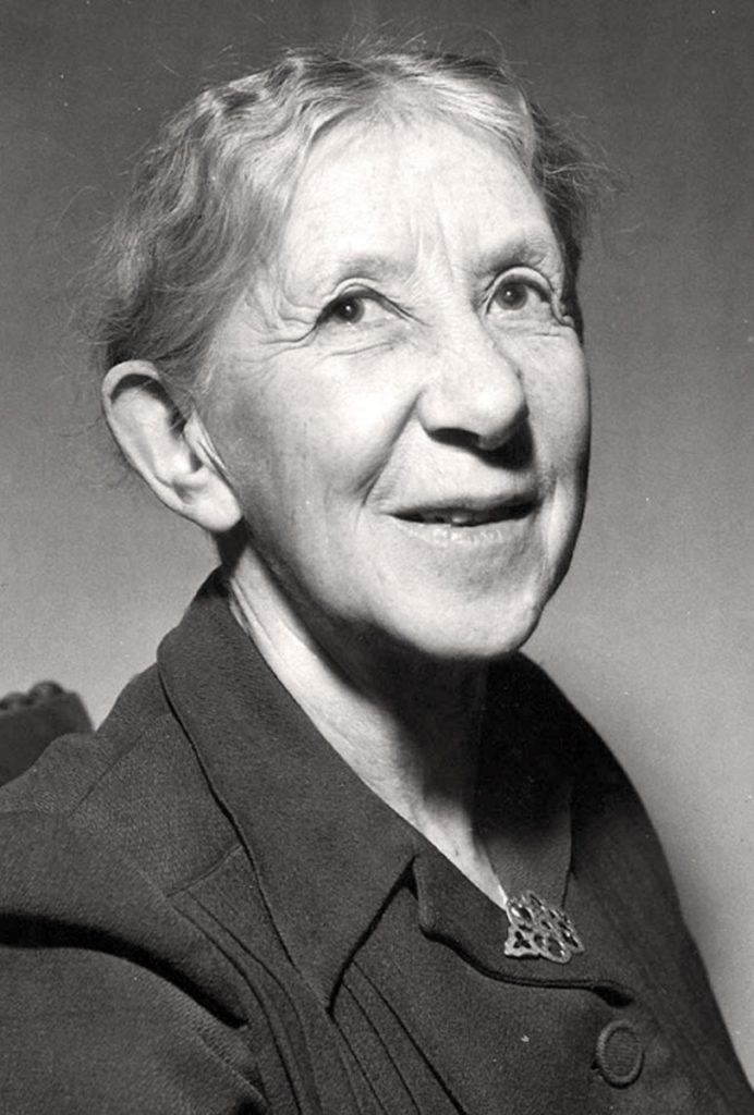 Ellen Gleditsch: una de las mujeres de Curie