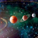 Cambio climático del Sistema Solar