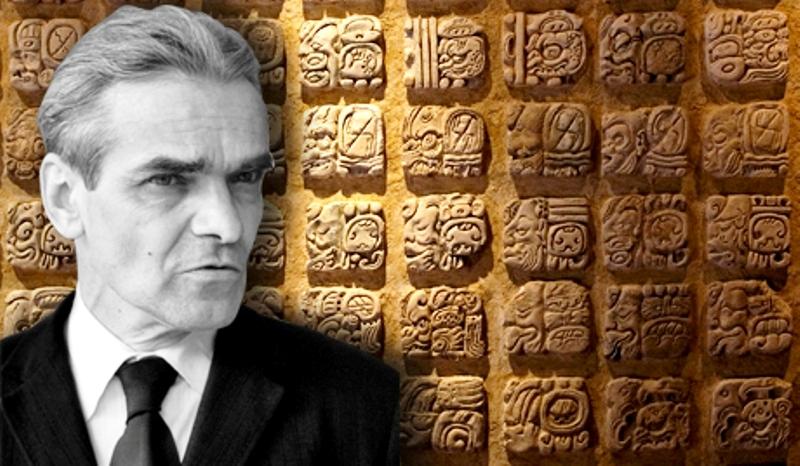 Yuri Knórozov, el genio de los jeroglíficos mayas