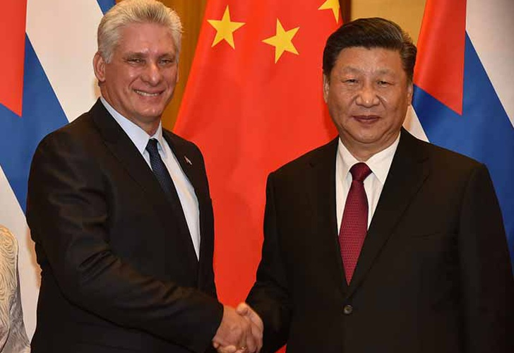 China y Cuba vs Covid-19